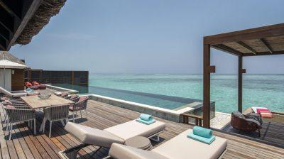 Four Seasons Maldives at Kuda Huraa unveils new water suites