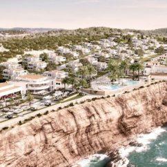 7 Pines Resort Front Leg Ligament Diagram Sneak Peek Of Seven Luxury In Ibiza Hotel Designs Coastline View On S West Coast