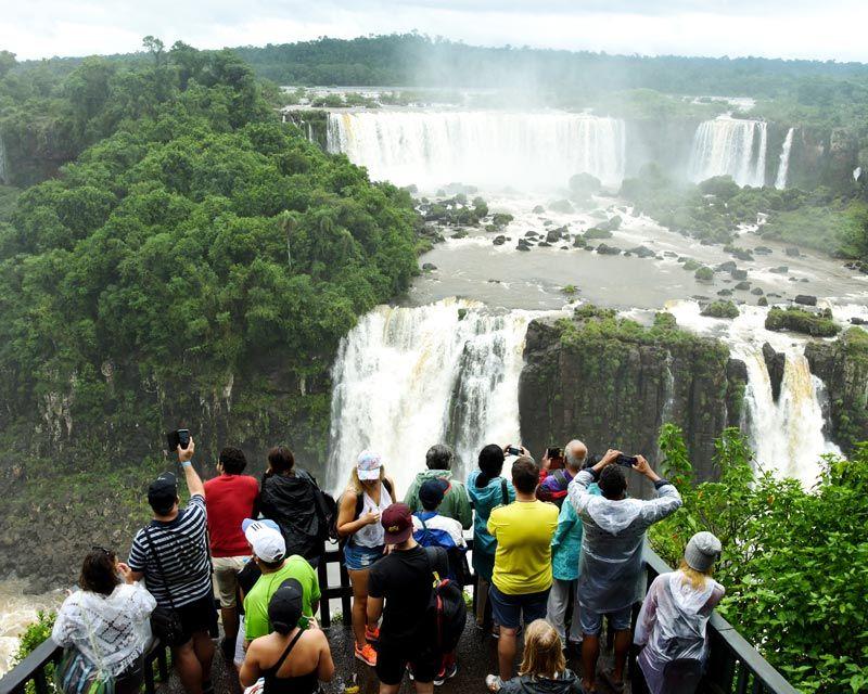 Iguazú y turismo 2020