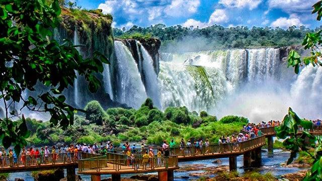 Apertura parque Iguazú 2020