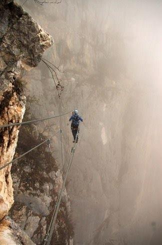 Imagem de trilha na Italia