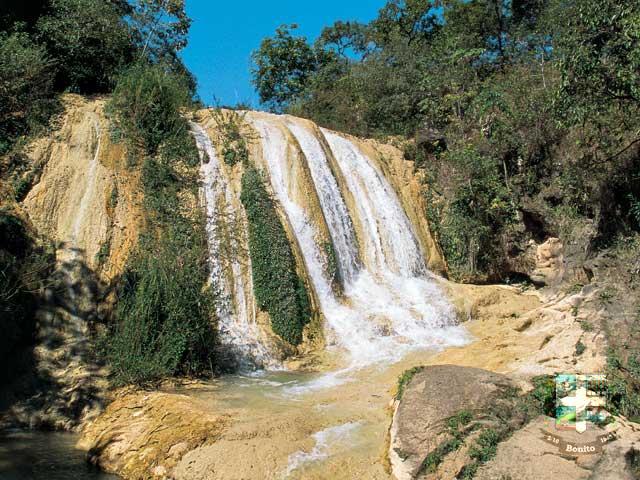 Imagem de cachoeira