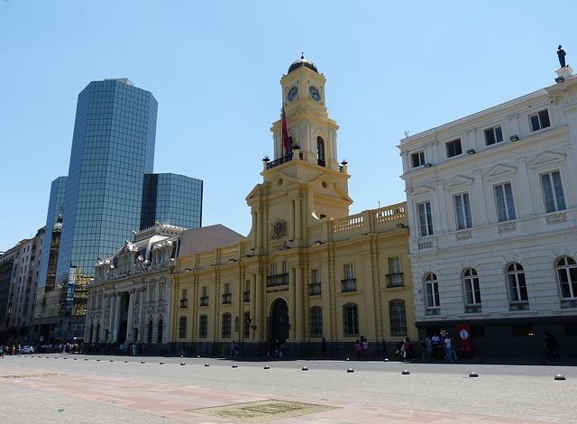 imagem-do-centro-de-santiago-chile