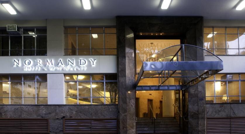imagem-da-fachada-do-hotel-normandy