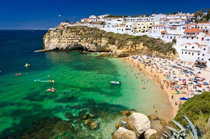Portugal. Destaques dos melhores pontos turísticos do País.
