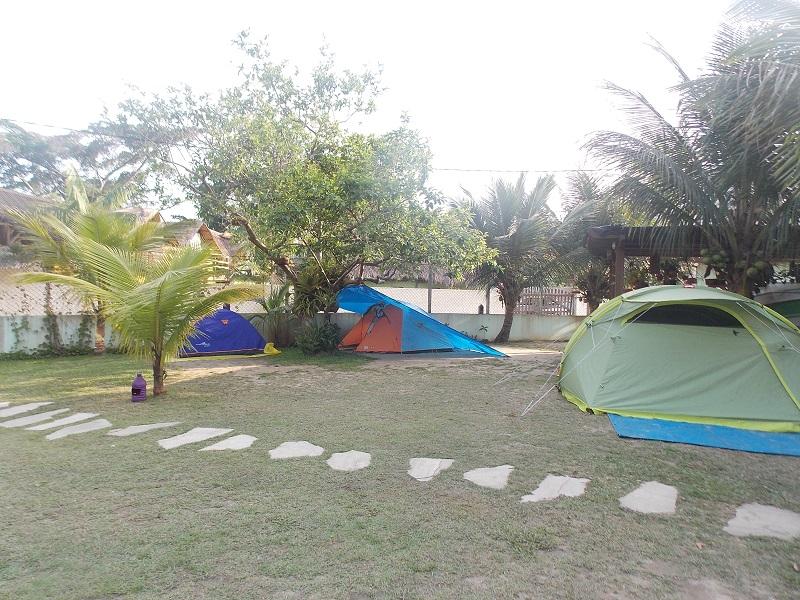 Camping em Trindade-RJ. Belezas naturais e conforto para você.