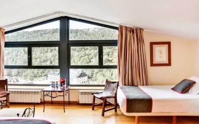 Las Habitaciones del hotel el corzo