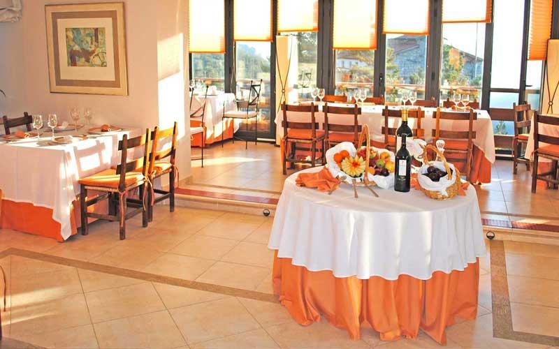 Una cena perfecta para una Escapada Romántica en la sierra norte de madrid