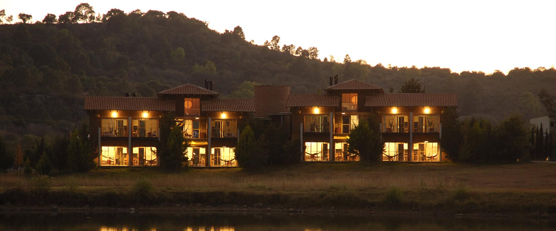 Habitaciones  Hotel El Remanso