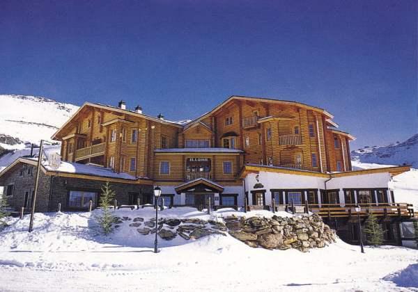 El Lodge, Ski & Spa en Sierra Nevada