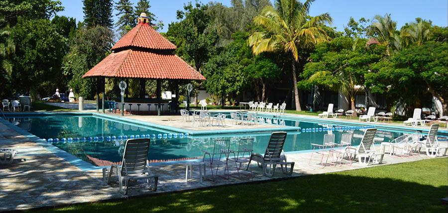 Hotel Mision de los Angeles Oaxaca Mexico