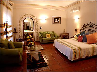 Hotel Parador San Miguel Oaxaca Mexico