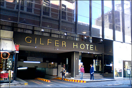 Hotel Gilfer Puebla Puebla Mexico