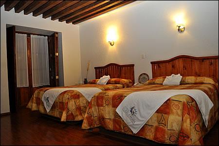 Hotel Puebla Plaza Puebla Puebla Mexico