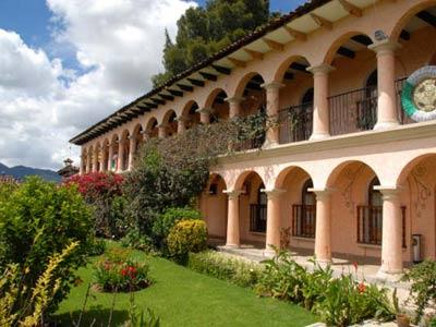 Hotel Rinco Del Arco  Hoteles Econmicos en San Cristobal de las Casas