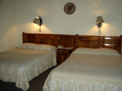 Hotel Rinco Del Arco  Hoteles Econmicos en San Cristobal