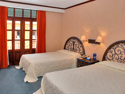 Posada San Francisco de Tlaxcala  Hoteles Econmicos en