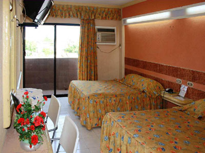 Hotel San ngel  Hoteles Econmicos en Veracruz