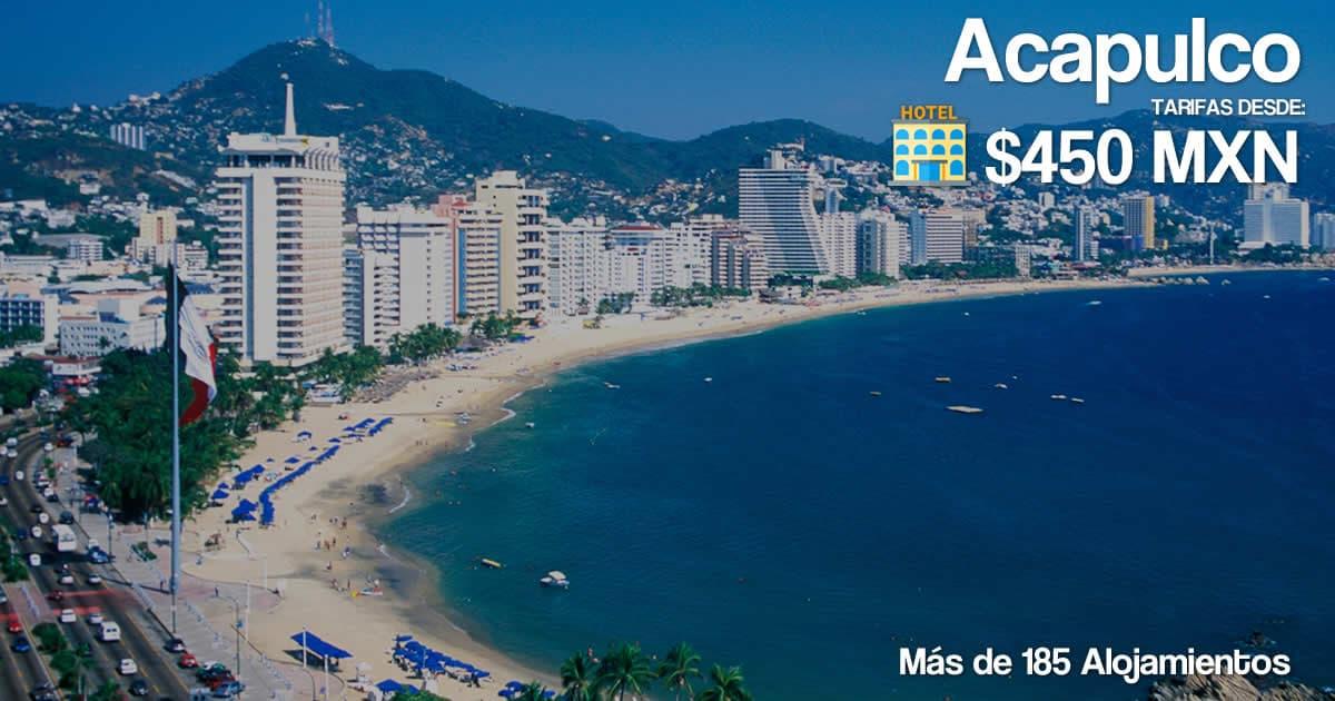 Hoteles Economicos en Acapulco Hoteles Baratos en Acapulco