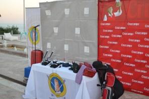 Premios V Torneo Golf Hydros
