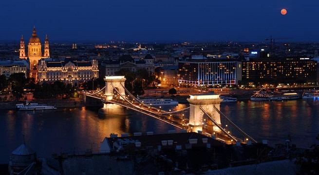 Los mejores hoteles de Budapest