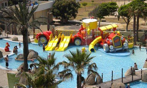 Hoteles para nios en Roquetas de Mar  Alojamientos para