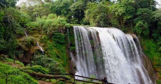 Lugares Turisticos de Honduras pulhapanzak
