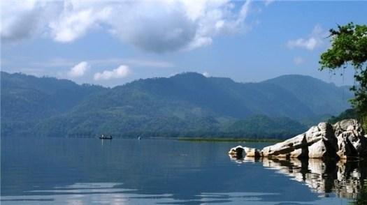 El Lago de Yojoa Honduras
