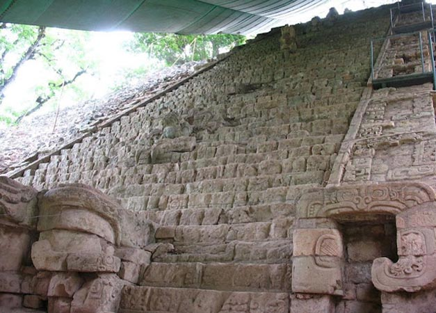 Honduras sitios turisticos