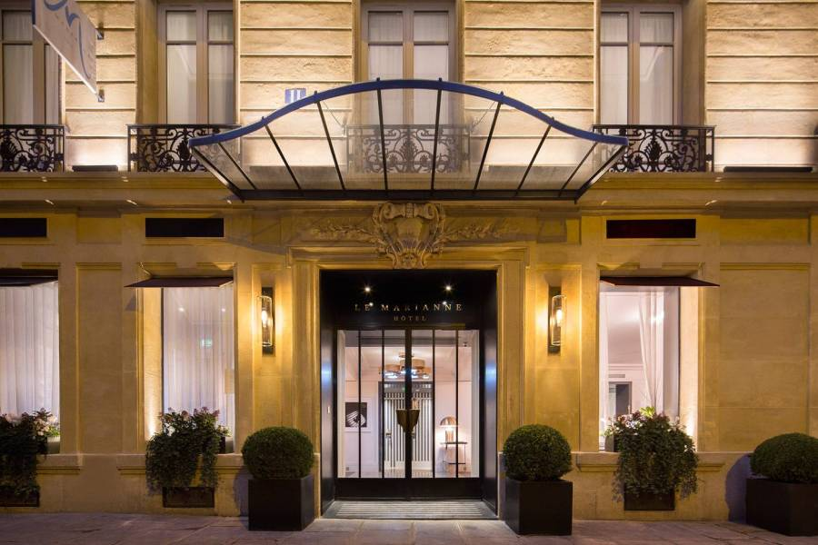 hotel-et-lodge-le-marianne-paris
