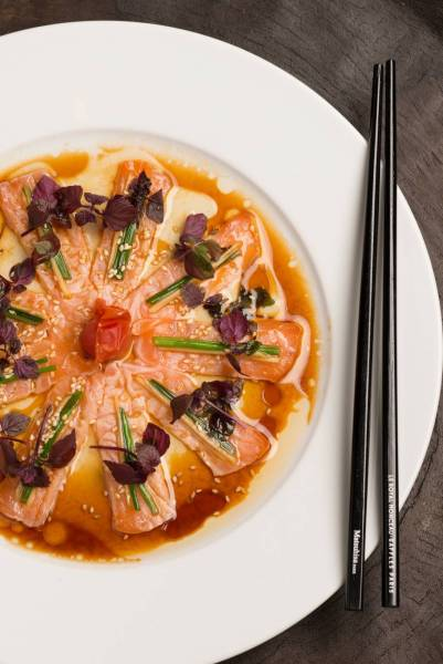 Matsuhisa-Paris---Salmon-new-style-sashimi---©P.O