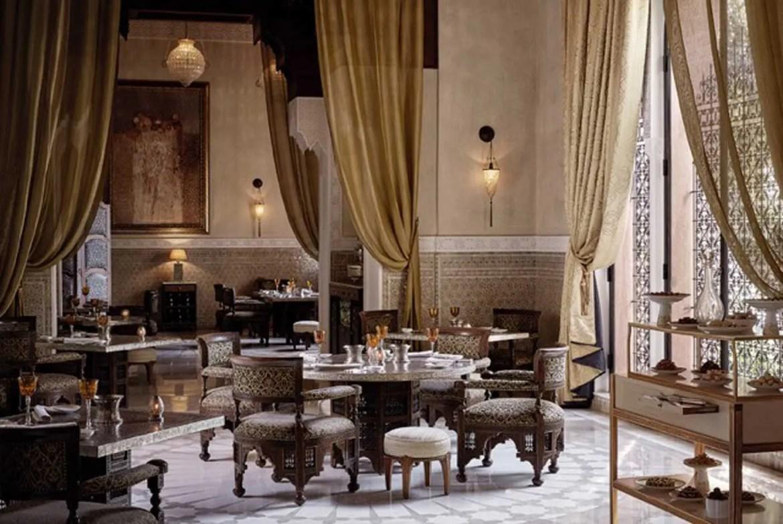 La Grande Table Marocaine Alleno | Voyages, Hotels de Luxe ...
