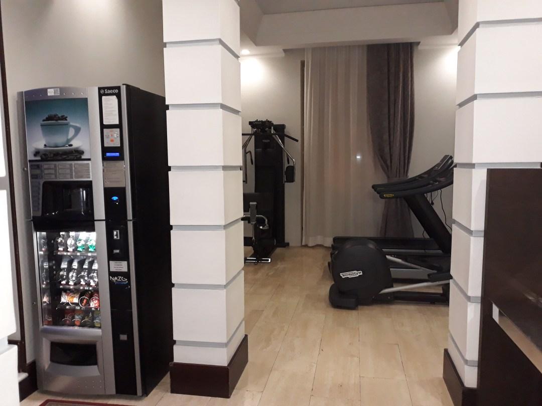 Hotel Giuggioli Fitness Room