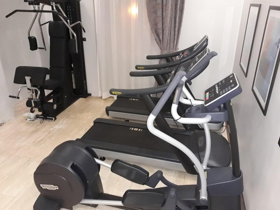 Hotel Giuggioli Fitness2 Room