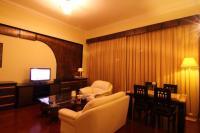 Suite  Living Room   Golden View Hotel