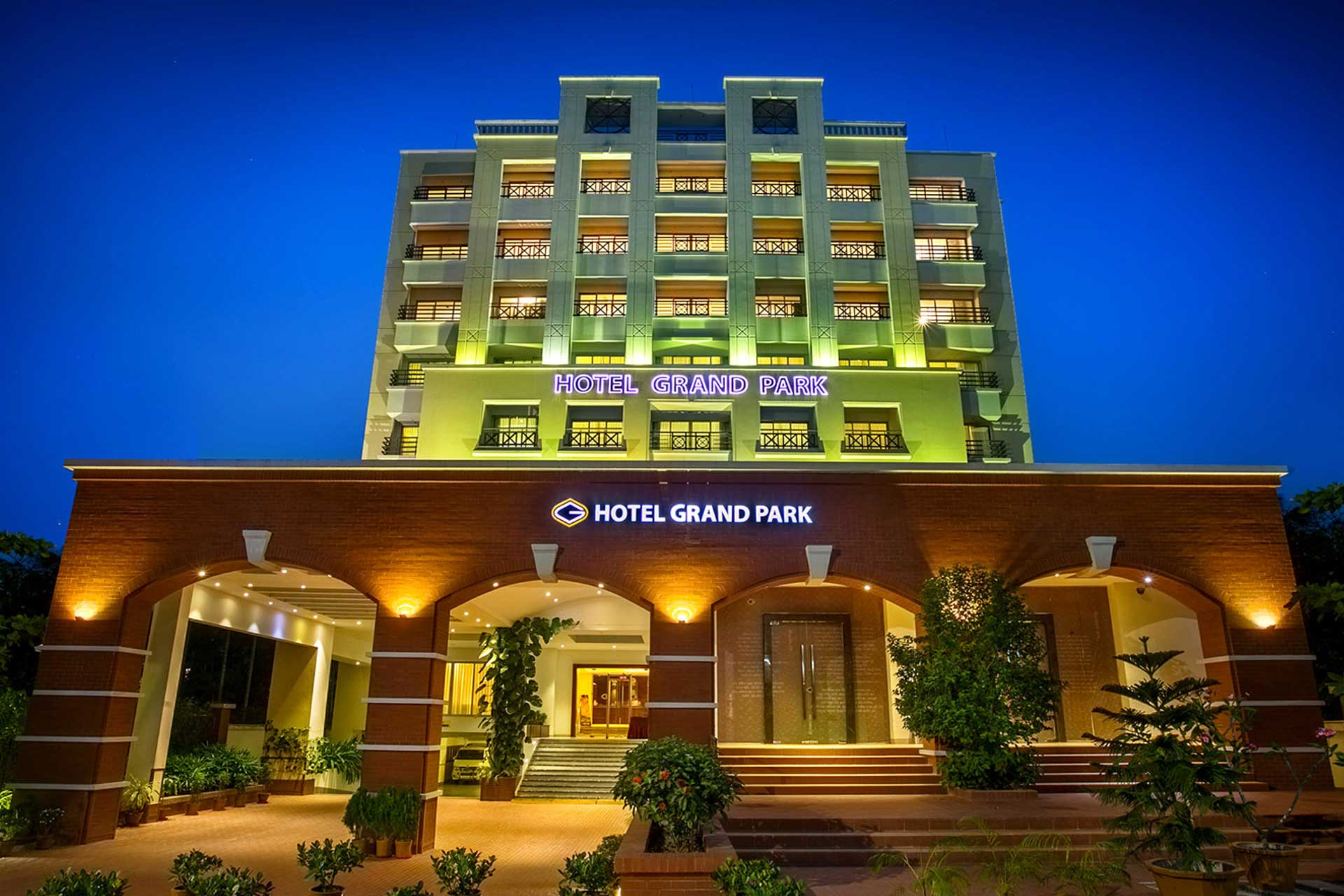 Hotel Grand Park Barisal