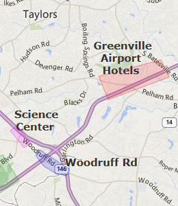 Greenville SC Hotels Motels See All Discounts