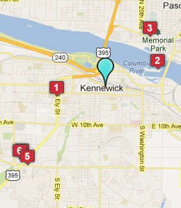 Kennewick WA Hotels  Motels  See All Discounts