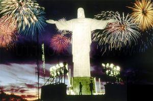 Жаркий Новый год в Бразилии