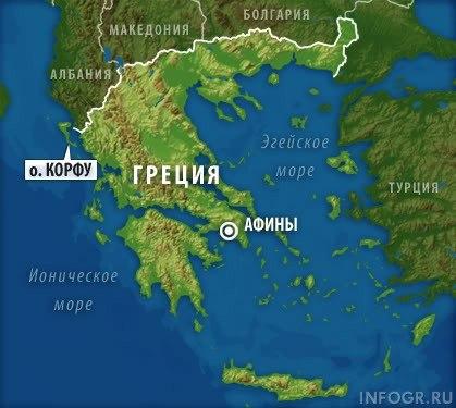 Острова и отели Греции