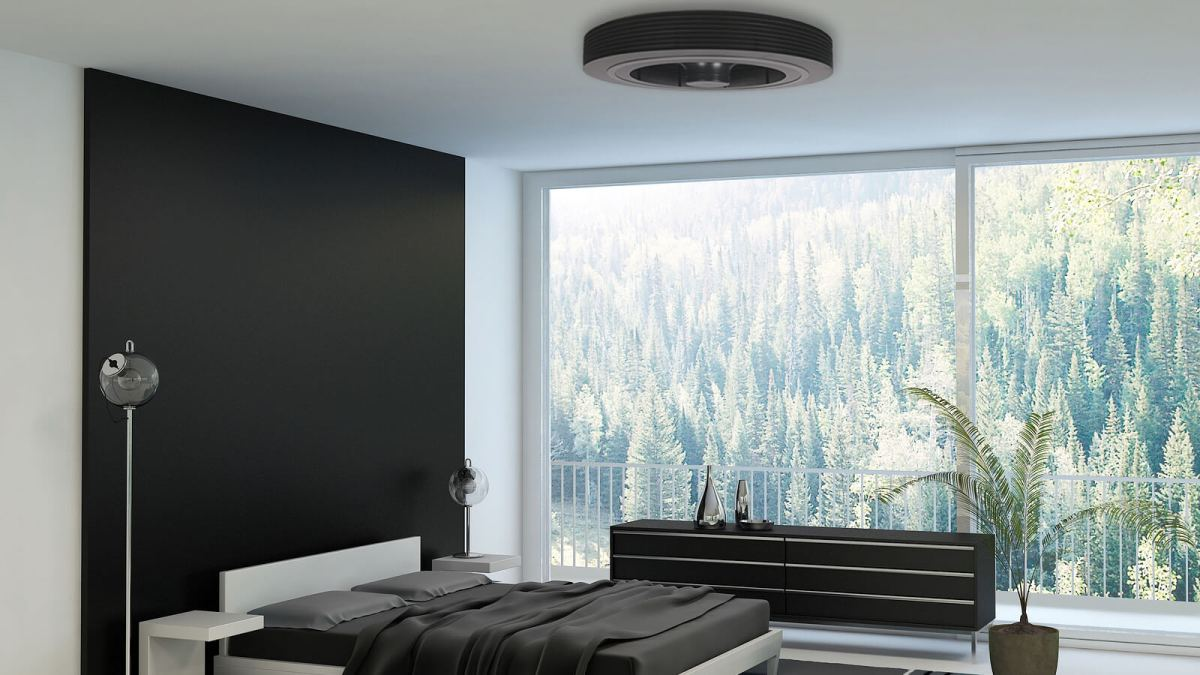 EXHALE INTRODUCES THE FIRST BLADELESS CEILING FAN Hotelier Hospitality Design