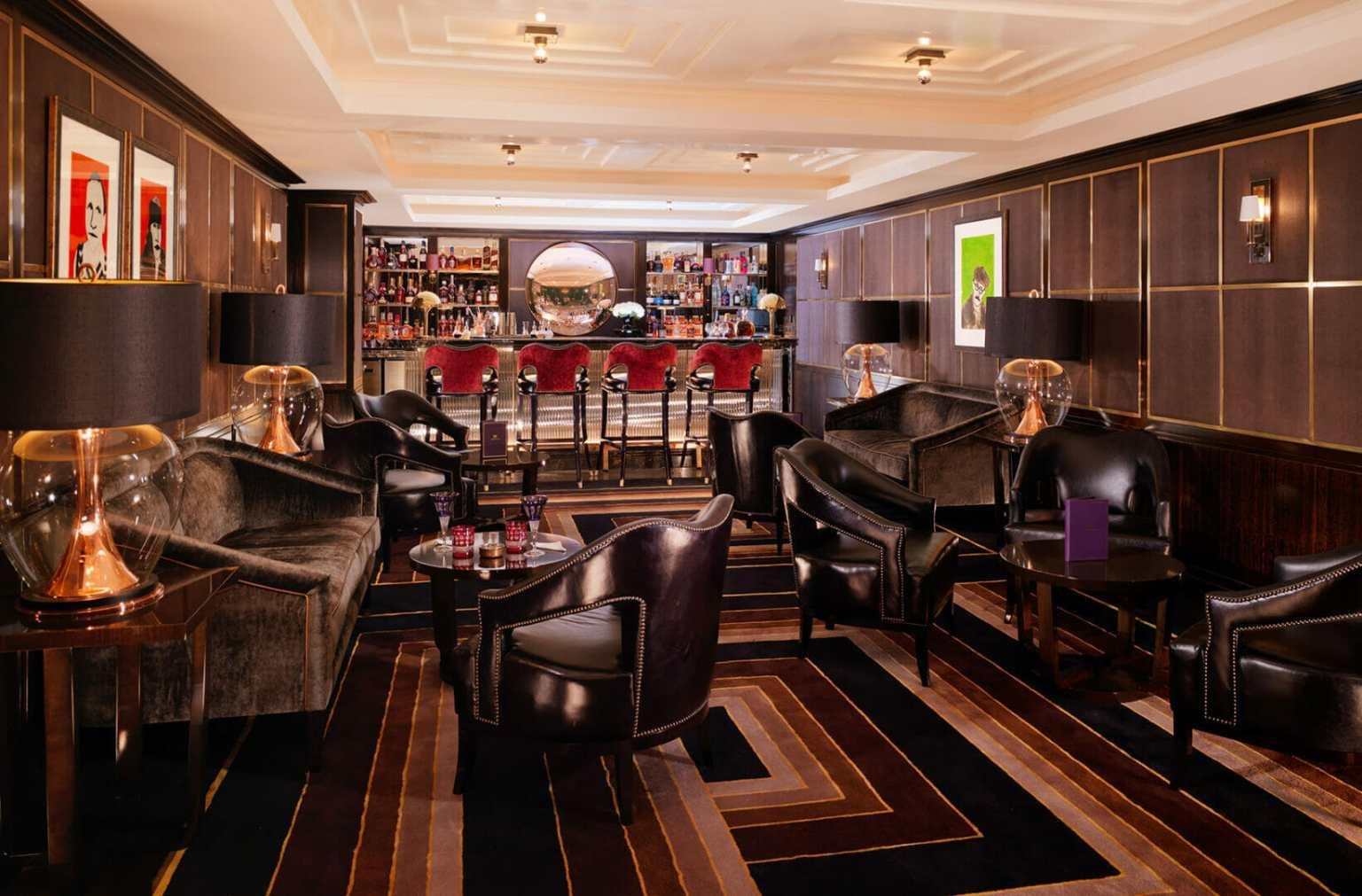 Flemings Mayfair named as Top Ten London Hotel - Hotelier