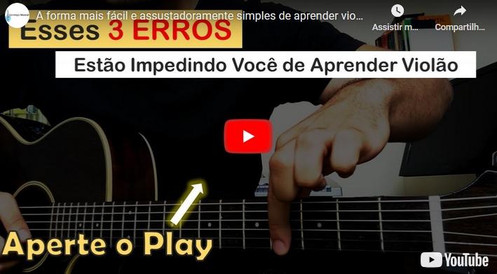 método violão em 8 semanas