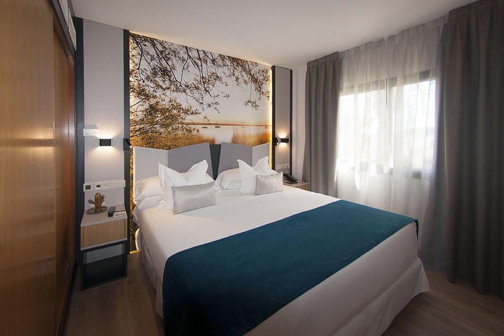 Suite Presidencial con baera de hidromasaje  Hotel La Laguna