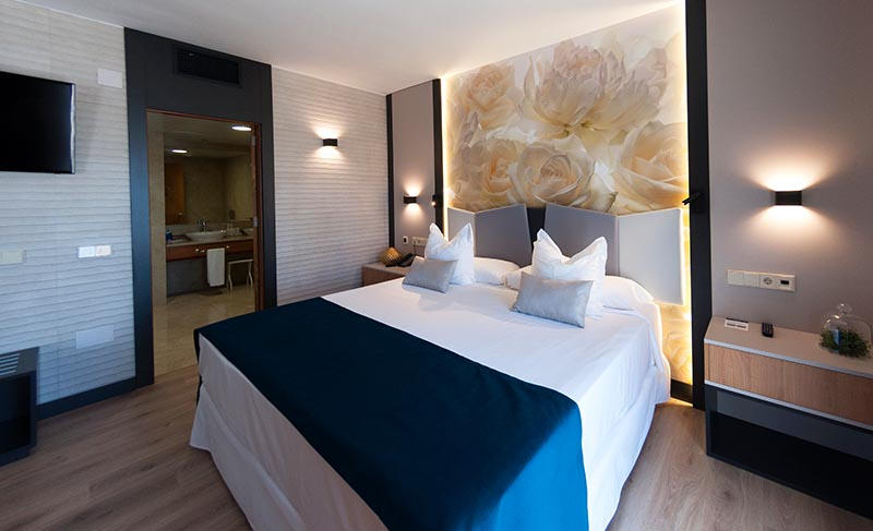 Habitaciones  Hotel La Laguna