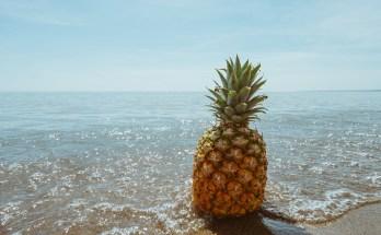 Rezept aus Jamaika mit Ananas und Datteln