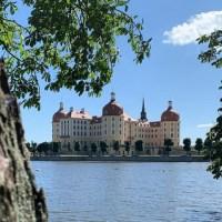 Mit dem Wohnmobil in Moritzburg (Sachsen)