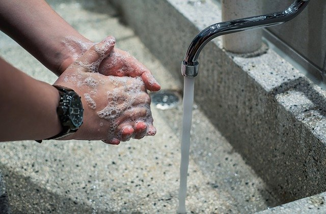 Hygiene im Urlaub 2021