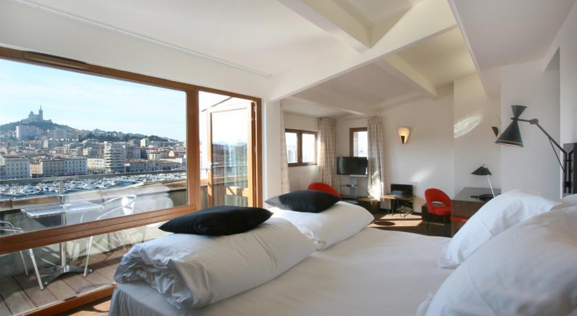 Hotel Marseille La Rsidence Du Vieux Port