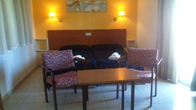 Doble amb Balcó 2 llits